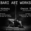 affiche SHIBARI Art Workshop