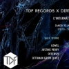 affiche TDF Records x Dirtytrax Records