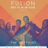 affiche Fusion // The Captains