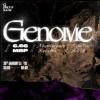 GENOME 6.66 MBP : RUI HO + KILO VEE + NOCTILUCENTS + R.V.E