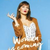affiche Julie Bargeton dans Woman is coming