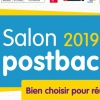 affiche Salon Postbac Île-de-France 2019 #Parcoursup