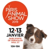 affiche PARIS ANIMAL SHOW 2019