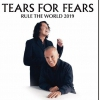affiche TEARS FOR FEARS - RULE THE WORLD 2018