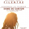 affiche FILENTRE (release party) + 1ère partie