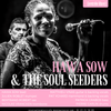 affiche Hawa Sow and the Soul Seeders