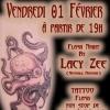 Flash Tattoo by LACY Z