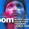 affiche BLOOM #24 w/ Marco Faraone & Golden Gate Berlin
