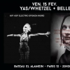 affiche YAS/WHETZEL + BELLE
