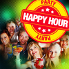 affiche HAPPY HOUR NON-STOP