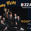 affiche FUNKY PARTY par Rooftop
