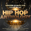 affiche HIP HOP ANTHOLOGY - GRATUIT AVEC INVITATION - 2000 personnes attendues !