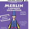 affiche MERLIN, L'APPRENTI ENCHANTEUR