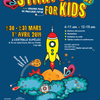 affiche Startup for kids Paris-Saclay