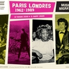 affiche Paris-Londres  Music Migrations (1962-1989)