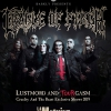 affiche CRADLE OF FILTH - CRUELTY & THE BEAST 2019 TOUR