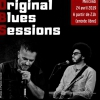 affiche Original Blues Session : Marko Balland & Bassam Bellman