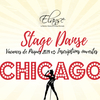 "affiche Stage de danse ""Chicago"""