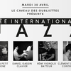 affiche Journée internationale du Jazz, Concert, Jam, Benjamin Petit