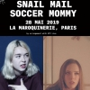 affiche SNAIL MAIL + SOCCER MOMMY