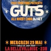 affiche FREE YOUR FUNK w/ GUTS ALL NIGHT LONG