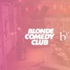 affiche CAFE-COMEDY : BLONDE COMEDY CLUB