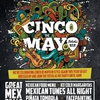 affiche Cinco de Mayo at Belushi's Canal!