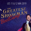 affiche BOOTCAMP « The Greatest Showman »