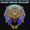affiche Hype Afrika - Future Afro Sounds (afro groove & afro électro)