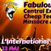 affiche Fabulous SheepXCentral ExpressXCheap TeenXMassacre At Two Pines