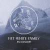 affiche FAT WHITE FAMILY