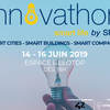 affiche Innovathon Smart Life by SPIE