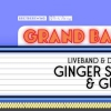 affiche LE GRAND BAL SWING w/ GINGER STOMPERS & GUEST