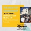 affiche The Rooftop Barbershop - Jazz & Swing