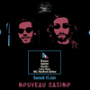 affiche Skylax x Nouveau Casino w/ D.ko records all night long !