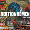 affiche Exposition 'Conditionnements'