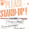 affiche PLEASE STAND UP