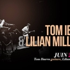 affiche Tom Ibarra & Lilian Mille Duo