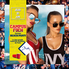 affiche Campus Foch - Beach Party