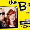 affiche THE B-52S - FAREWELL EUROPEAN TOUR