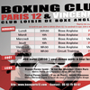 affiche Cours boxe anglaise