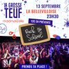 affiche La Grosse Teuf madmoiZelle #27 Back to School