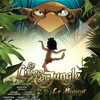 affiche Le Livre de la Jungle - Le Musical