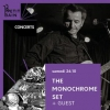 affiche THE MONOCHROME SET + GUEST / PETIT BAIN / 26.10