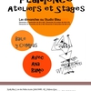 affiche Stages de flamenco