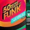 affiche 50 More Years of Funk