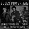 affiche Blues Power Jam #39
