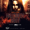 affiche HALLOWEEN PARTY AU TRUST