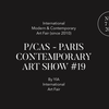 affiche Salon d'art contemporain p/cas - Paris contemporary art show