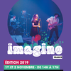 affiche Imagine : tremplin musical international